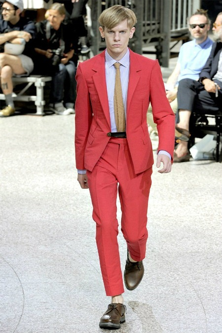 Picture About Lanvin Collections in Paris Fashion Week Spring 2012
