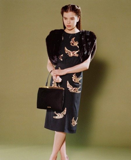 CAMPAING Hailee Steinfeld for Miu Miu Fall 2011 by Bruce Weber. www.imageamplified.com, Image Amplified (8)