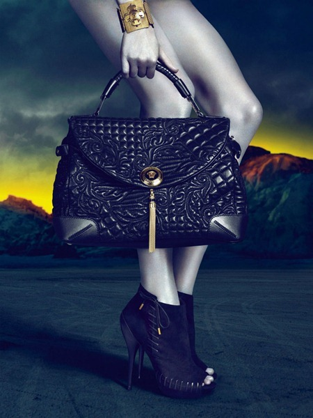 CAMPAIGN Saskia de Brauw for Versace Fall 2011 by Mert & Marcus. www.imageamplified.com, Image Amplified (4)