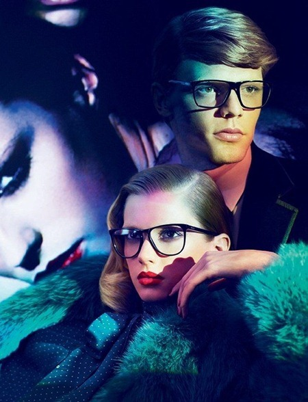 CAMPAIGN Joan Smalls, Abbey Lee Kershaw, Emily Baker & Sigrid Agren for Gucci Fall 2011 by Mert & Marcus. www.imageamplified.com, Image Amplified (5)