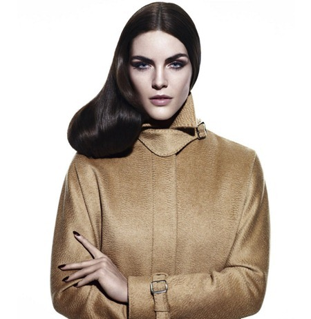 CAMPAIGN Hilary Rhoda for Max Mara Fall 2011 by Mario Sorrenti. www.imageamplified.com, Image Amplified (4)