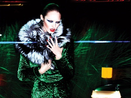 CAMPAIGN Candice Swanepoel for Tom Ford Fall 2011 by Mert & Marcus. www.imageamplified.com, Image Amplified (3)