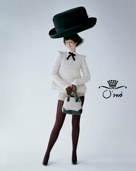 CAMPAIGN Audrey Marney for O'2nd Fall 2011 by Tim Walker. www.imageamplified.com, Image Amplified (2)