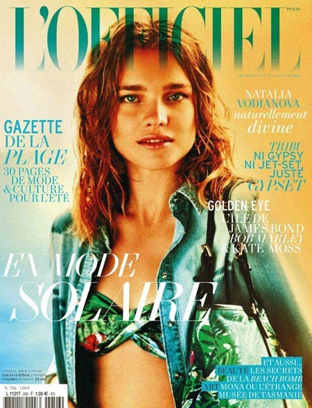 L'OFFICIEL UKRAINE Natalia Vodianova by Enrique Badulescu. July August 2011, www.imageamplified.com, Image Amplified (1)