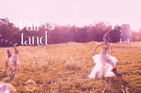 KAREN MAGAZINE Andressa Fontana in Fairy Land by Amanda Pratt. Kate Envin, www.imageamplified.com, Image Amplified (1)