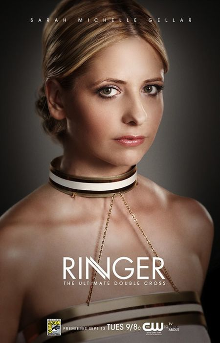 TV PREVIEW Sarah Michelle Gellar in Ringer. www.imageamplified.com, Image Amplified (1)
