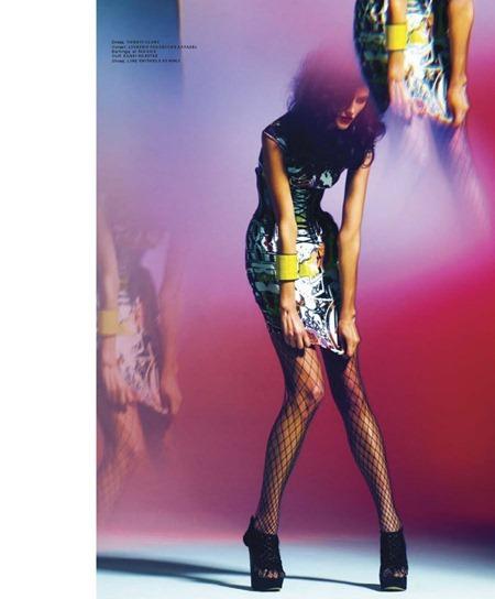 PULP MAGAZINE Tara Gill in Black Lilith by Akran Zakharov. Juliana Schiavinatto, www.imageamplified.com, Image Amplified (3)