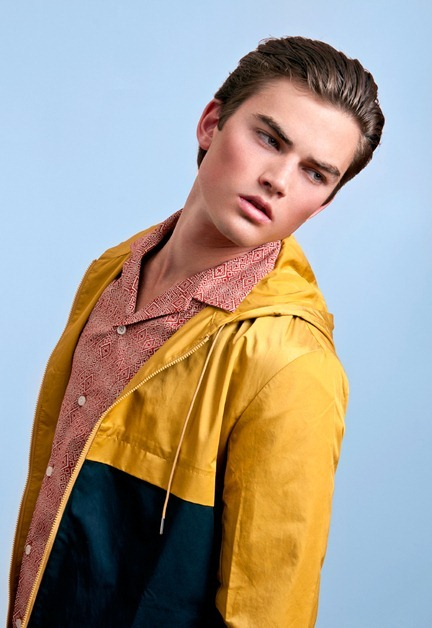 FEATURED MODEL Luke Lysdahl by B. Charles Johnson. www.imageamplified.com, Image Amplified (3)
