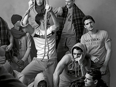 CAMPAING David Gandy for Dolce & Gabbana Gym Fall 2011 by Mariano Vivanco. www.imageamplified.com, Image Amplified (11)