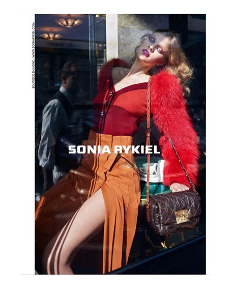 CAMPAIGN Constance Jablonski for Sonia Rykiel Fall 2011 by Cedric Buchet. www.imageamplified.com, Image Amplified (1)