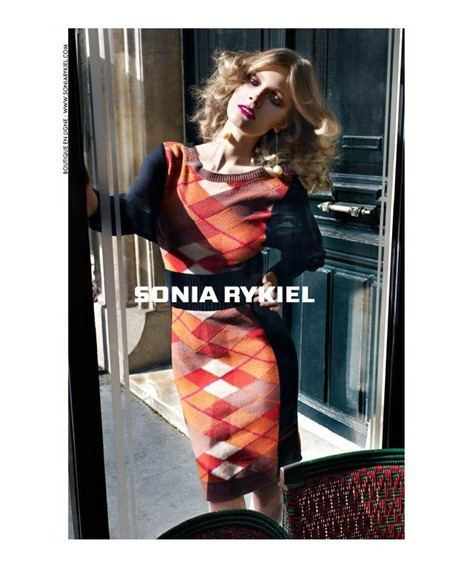 CAMPAIGN Constance Jablonski for Sonia Rykiel Fall 2011 by Cedric Buchet. www.imageamplified.com, Image Amplified (2)