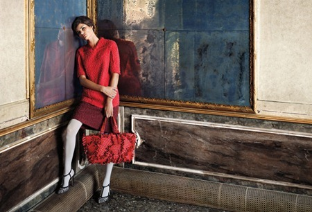 CAMPAIGN Isabeli Fontana for Bottega Veneta Fall 2011 by Robert Polidori. www.imageamplified.com, Image Amplified (4)