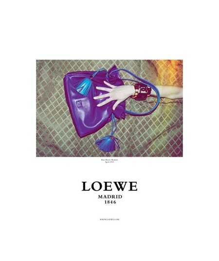 CAMPAIGN Mariacarla Boscono for Loewe Fall 2011 by Mert & Marcus. www.imageamplified.com, Image Amplified (6)