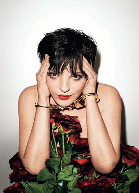 LOVE MAGAZINE Liza Minelli by Terry Richardson. Fall 2011, www.imageamplified.com, Image Amplified (1)