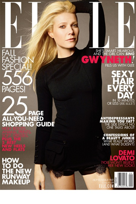 ELLE MAGAZINE Gwyneth Paltrow by Carter Smith. September 2011, www.imageamplified.com, Image Amplified (1)