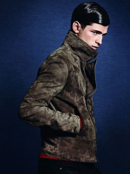 CAMPAIGN Sean O'Pry for Zara Man Fall 2011. www.imageamplified.com, Image Amplified (1)