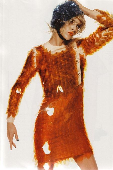 VOGUE UK Anja Rubik in Light Work by Josh Olins. Kate Phelan, September 2011, www.imageamplified.com, Image Amplified (6)