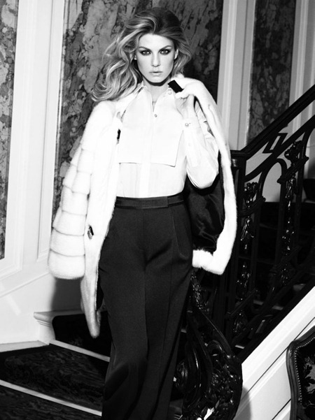 CAMPAIGN Angela Lindvall for Georges Rech Fall 2011. www.imageamplified.com, Image Amplified (6)