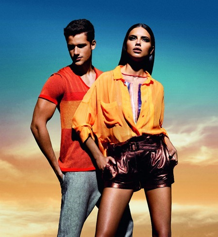 CAMPAIGN Arthur Sales & Adriana Lima for Forum Spring 2012 by Gui Paganini. www.imageamplified.com, Image Amplified (9)