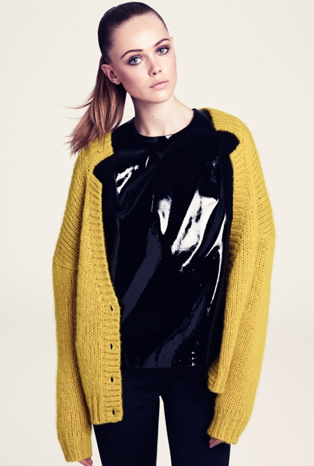CAMPAIGN Frida Gustavsson for H&M Winter 2011 by Andreas Sjödin. www.imageamplified.com, Image Amplified (1)