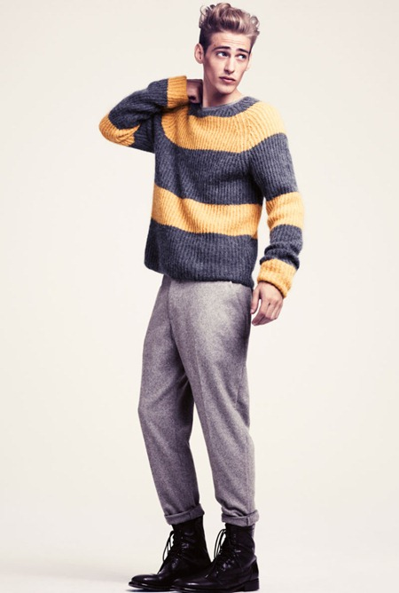 CAMPAIGN Jeremy Dufour for H&M Winter 2011 by Andreas Sjödin. www.imageamplified.com, Image Amplified (3)