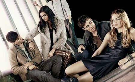 CAMPAIGN Julian Schratter & River Viiperi for Armani Exchange Fall 2011 by Matthew Scrivens. www.imageamplified.com, Image Amplified (7)