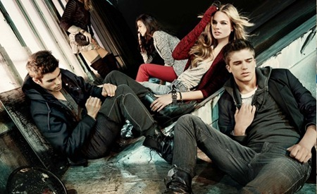 CAMPAIGN Julian Schratter & River Viiperi for Armani Exchange Fall 2011 by Matthew Scrivens. www.imageamplified.com, Image Amplified (3)