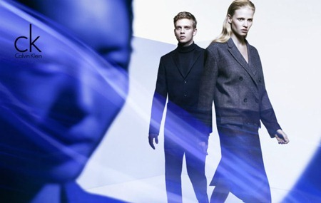 CAMPAIGN Lara Stone & Liu Wen for ck by Calvin Klein Fall 2011 by Craig McDean. www.imageamplified.com, Image Amplified (2)