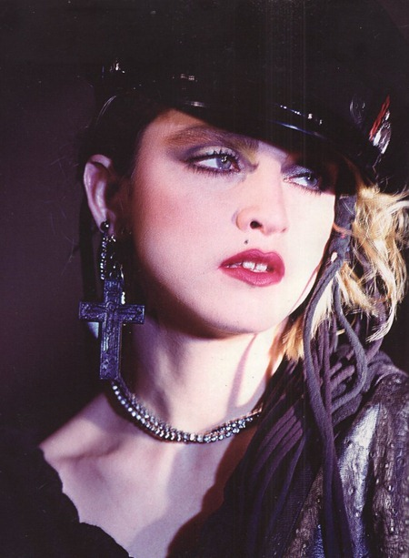 WE ♥ MADONNA Madonna by George Holz. 1983, www.imageamplified.com, Image Amplified (1)