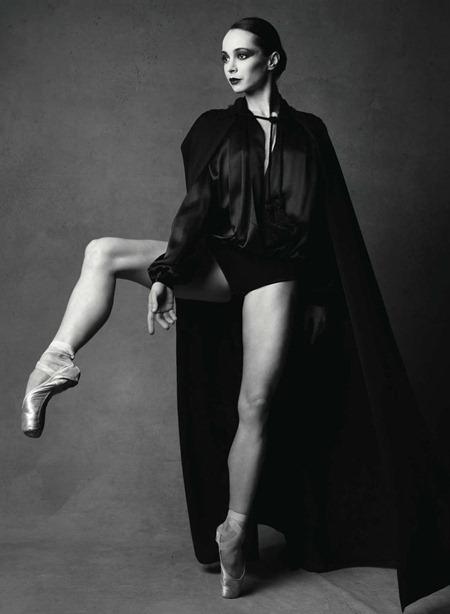 VOGUE RUSSIA Prima Ballerina Diana Vishneva by Patrick Demarchelier. Katerina Mukhina, September 2011, www.imageamplified.com, Image Amplified (9)