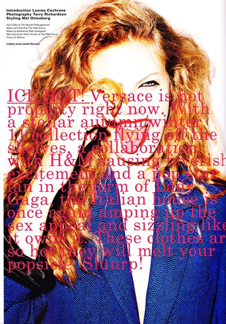 I-D MAGAZINE Lindsey Wixon in Ice Hot! by Terry Richardson. Mel Oteenberg, Pre-Fall 2011, www.imageamplified.com, Image Amplified (3)