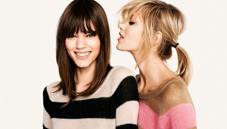 CAMPAIGN Anja Rubik & Freja Beha Erichsen for H&M Fall 2011 by Terry Richardson. www.imageamplified.com, Image Amplified (5)