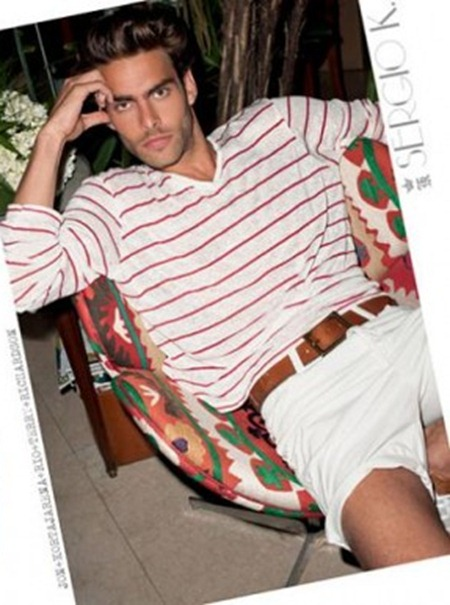 CAMPAIGN Jon Kortajarena for Sergio K. Summer 2012. www.imageamplified.com, Image Amplified (5)