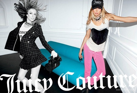 CAMPAIGN Raquel Zimmermann for Juicy Couture Fall 2011 by Inez & Vinoodh. www.imageamplified.com, Image Amplified (4)