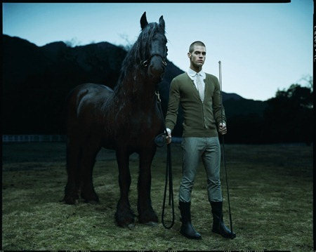 MASCULINE DOSAGE Chad White in Equus for OUT, June 2007 by Francois Rousseau. www.imageamplified.com, Image Amplified (6)