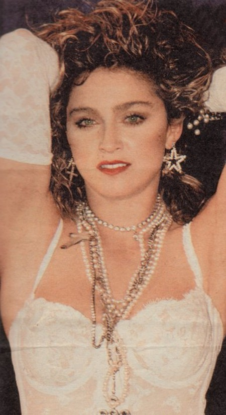 WE ♥ MADONNA Madonna Like a Virgin at the 1984 MTV Video Music Awards. 1984, www.imageamplified.com, Image Amplified (5)