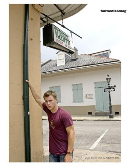 FANTASTICSMAG Cortland Woodard in French Quartert's by James N. www.imageamplified.com, Image Amplified (15)