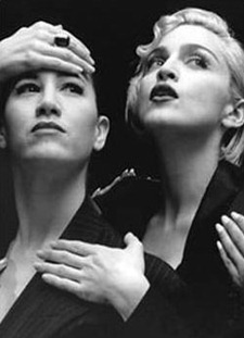 WE ♥ MADONNA Madonna in Vogue Music Video. 1990, www.imageamplified.com, Image Amplified (1)