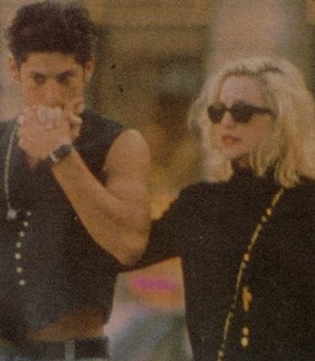 WE ♥ MADONNA Madonna With Tony Ward in Paris. 1990, www.imageamplified.com, Image Amplified (2)