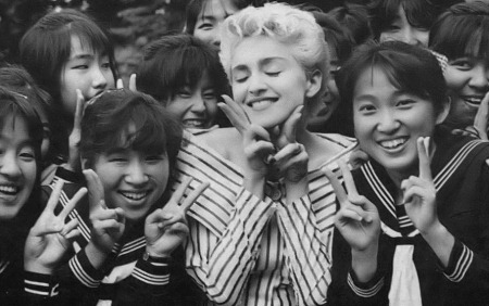 WE ♥ MADONNA Madonna With Japanese Fans. 1987, www.imageamplified.com, Image Amplified (2)