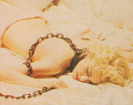 WE ♥ MADONNA Madonna in Express Yourself Video. 1989 www.imageamplified.com, Image Amplified (7)