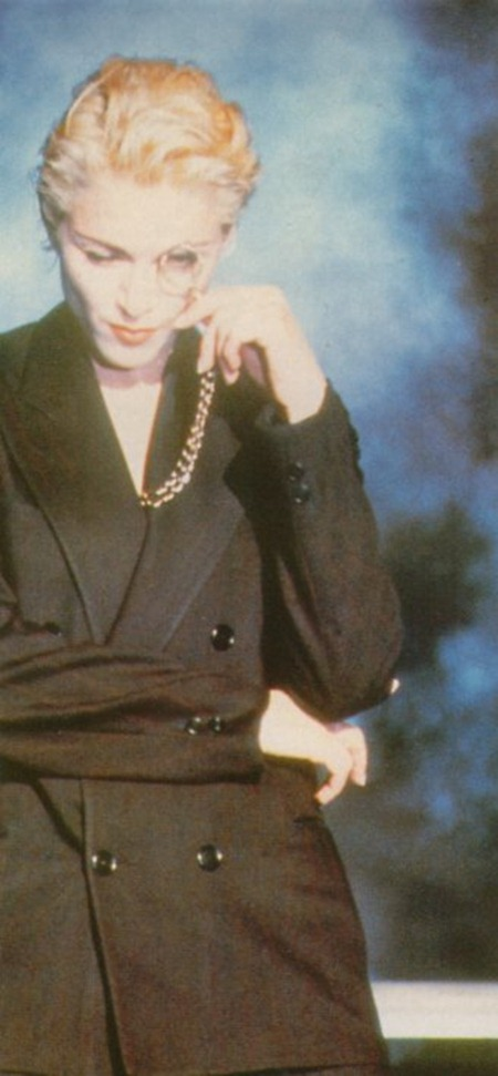 WE ♥ MADONNA Madonna in Express Yourself Video. 1989 www.imageamplified.com, Image Amplified (8)