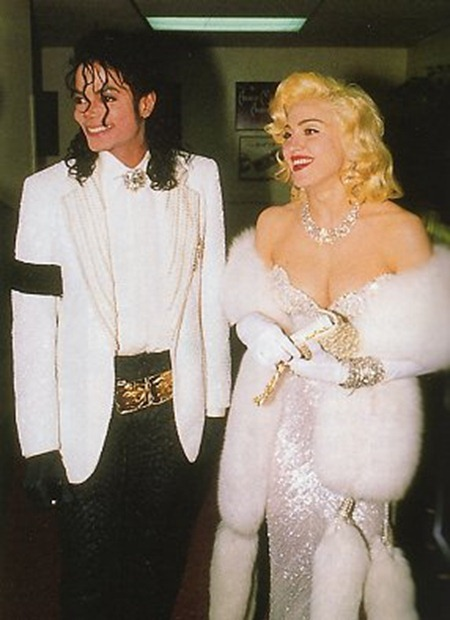 WE ♥ MADONNA Madonna & Michael Jackson at the 1991 Academy Awards. 1991, www.imageamplified.com, Image Amplified (8)