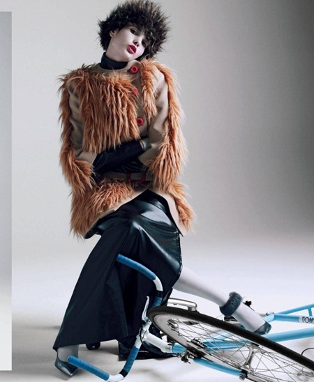 THE NEW YORK TIMES STYLE MAGAZINE Sexy Beast by Danko Steiner. Ana Steiner, Fall 2011, www.imageamplified.com, Image Amplified (4)