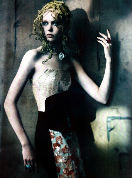 VOGUE ITALIA The One and Only Couture by Paolo Roversi. September 2011, www.imageamplified.com, Image Amplified (3)