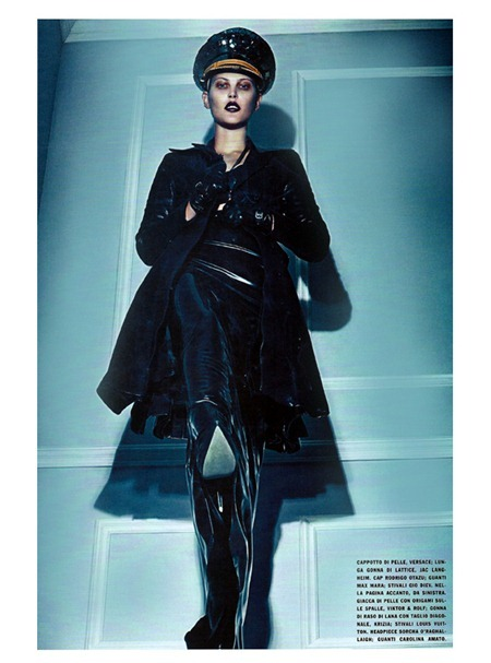 VOGUE ITALIA A Point of View by Steven Klein. Patti Wilson, September 2011, www.imageamplified.com, Image Amplified (9)