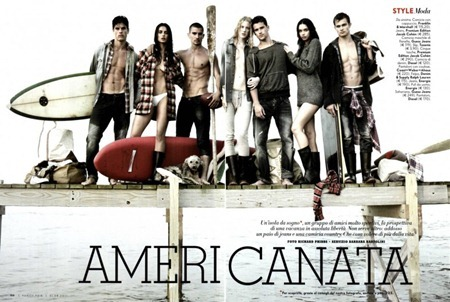 VANITY FAIR ITALIA Arthur Sales, Evandro Soldati & Seth Kuhlman in Americanata by Richard Phibbs. www.imageamplified.com, Image Amplified (1)