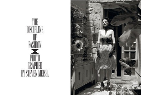 VOGUE ITALIA Stella Tennant in Teh Discipline of Fashion by Steven Meisel. September 2011, Karl Templer, www.imageampilfied.com, Image Amplified (8)