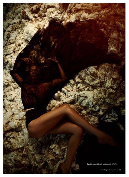 HARPER'S BAZAAR AUSTRALIA Juliette Barton by Will Davidson. www.imageamplified.com, Image Amplified (1)