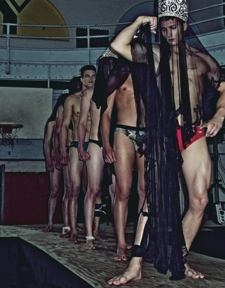 V MAN MAGAZINE The Contender by Steven Klein. Nicola Formichetti, www.imageamplified.com, Image Amplified (8)
